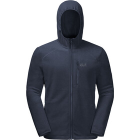 Jack Wolfskin Skywind Jakke Herrer, night blue